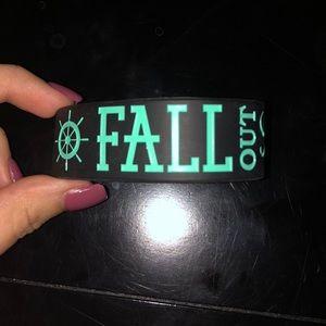 Fall Out Boy PVC band